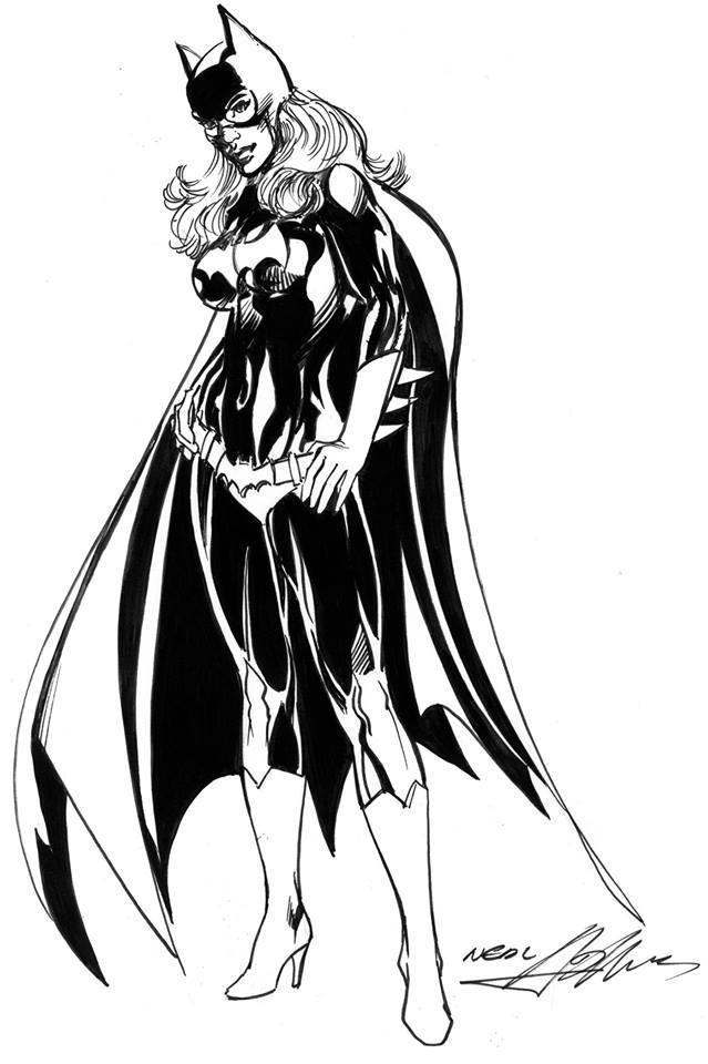 'Batgirl,' by Neal Adams