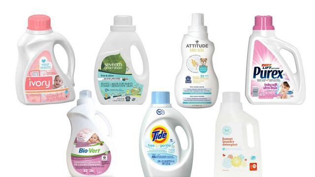 Baby Laundry Detergents Market