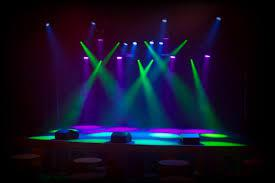 Programmable Stage Lighting