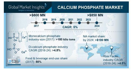 Calcium Phosphate Market
