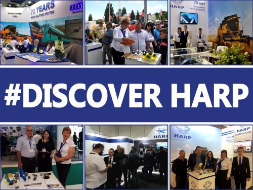 HARP, bearings, discover,