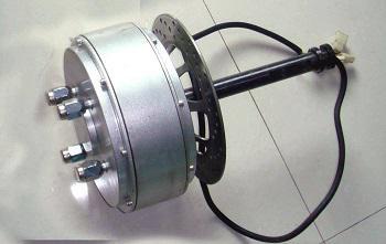 Brushless Hub Motors