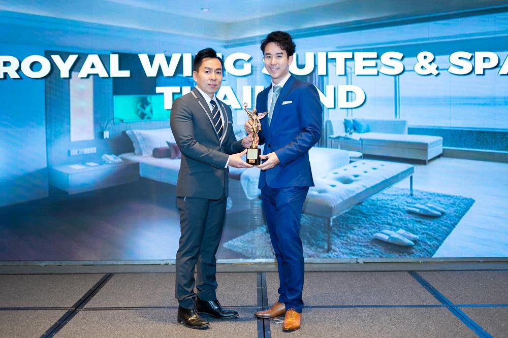 Royal Wing Suites and Spa Named Asia's Top Leisure Hotel by Now