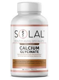 Calcium glycinate Market