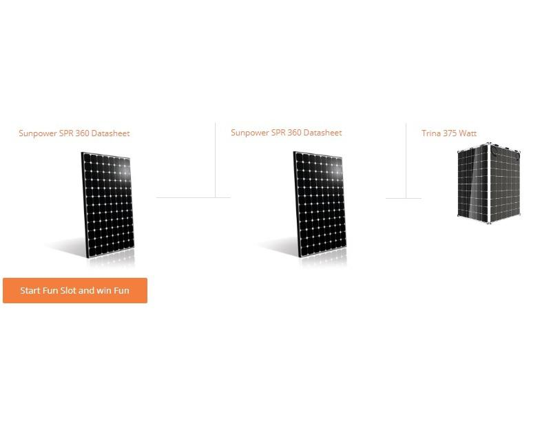 Free Solar Slot