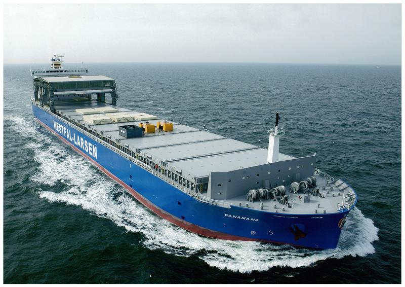 MV Panamana