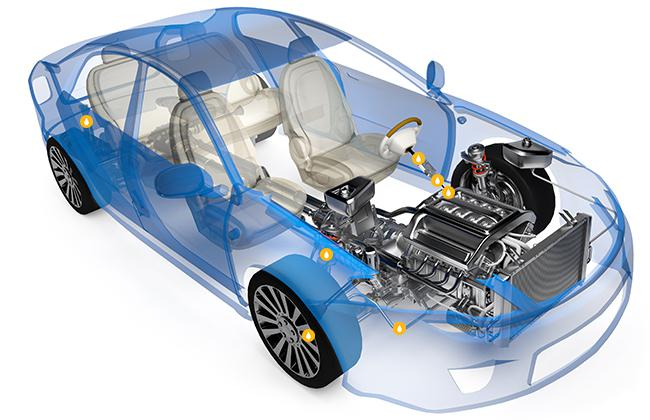 Global Automotive Chassis System Market by Manufacturers,