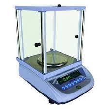 Portable Electronic Laboratory Balance Market: Competitive