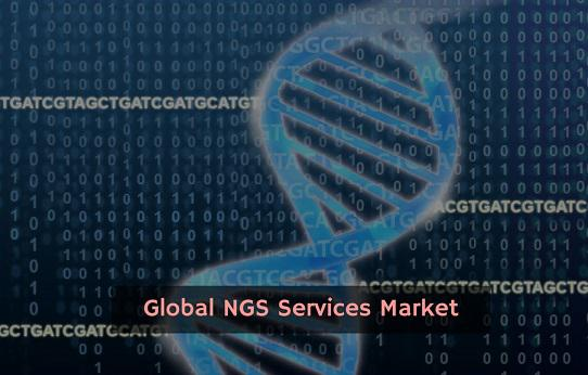 NGS Services Market growing at + 21.5% CAGR Outlook to 2019: