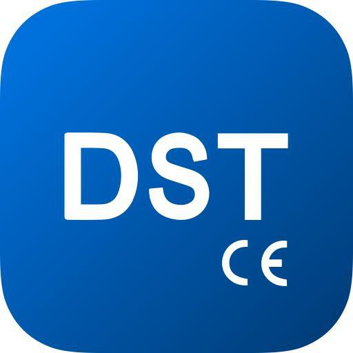 The DST is available on Apple, Google, Amazon appstores.