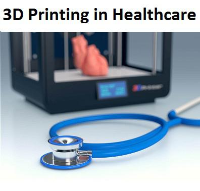Asia-Pacific 3D Printing in Healthcare Market