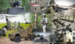 Directed-energy and Military Lasers