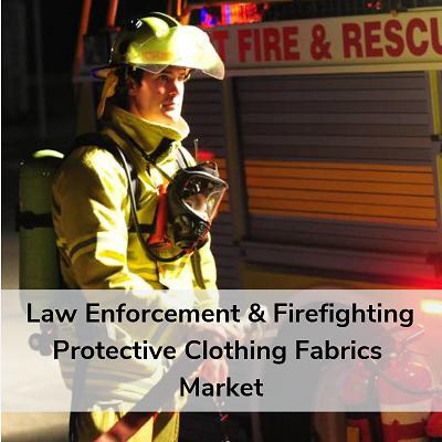 Law Enforcement & Firefighting Protective Clothing Fabrics Market