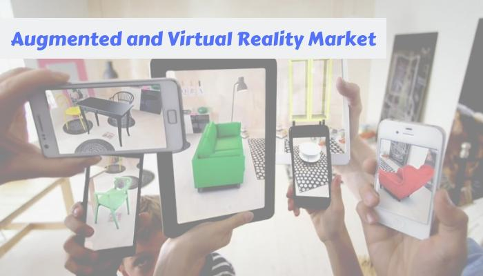 Augmented and Virtual Reality Market: Industry Vertical,