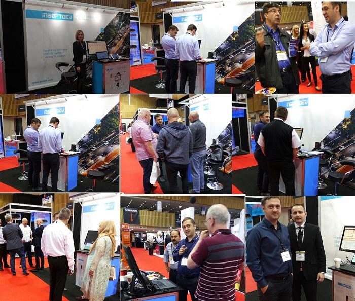 INSOFTDEV & PHTM 2018 Taxi Industry Expo Event