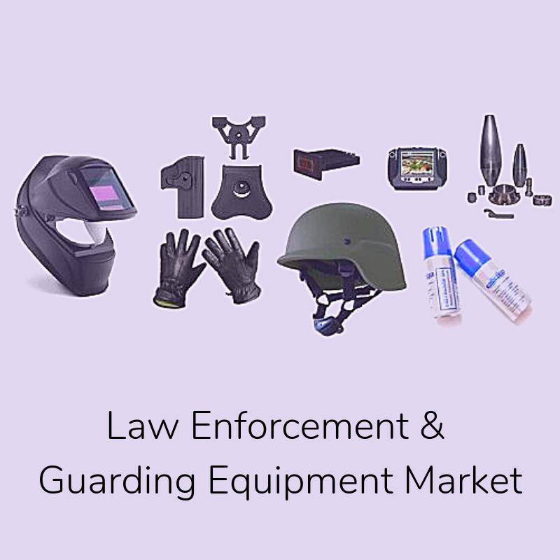 Law Enforcement & Guarding Equipment Market