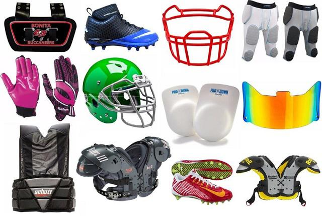 American Football Gear Market