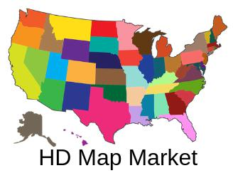 Comprehensive Expansion on Global HD Map Market Forecast 2023:
