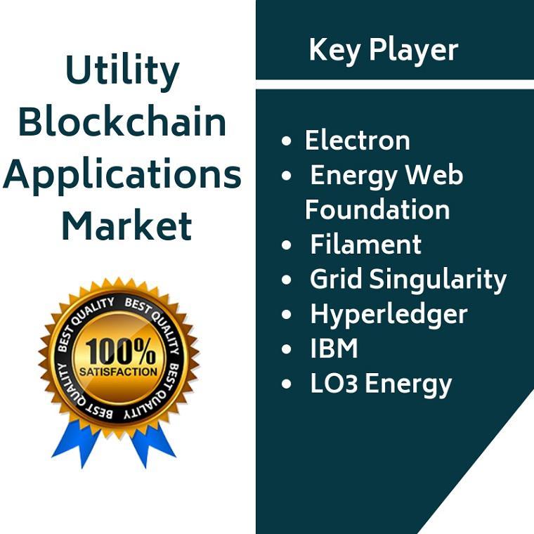 Utility Blockchain Applications Market