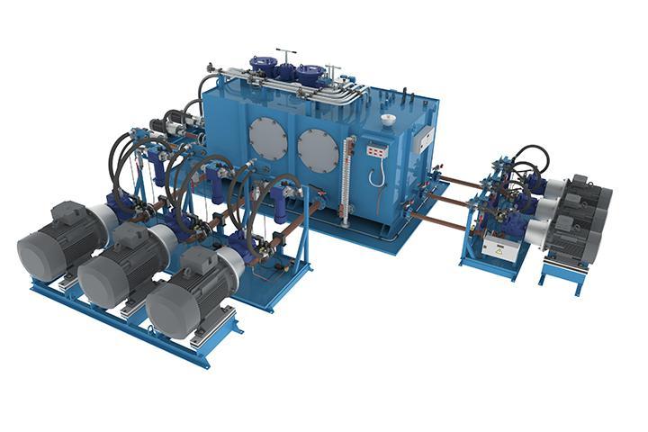 Hydraulic Power Unit Market