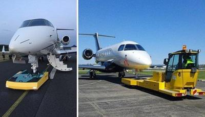Aircraft Ground Handling System