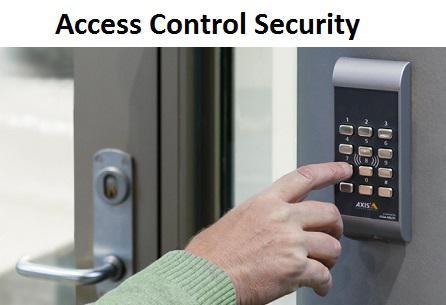 Access Control Security Market