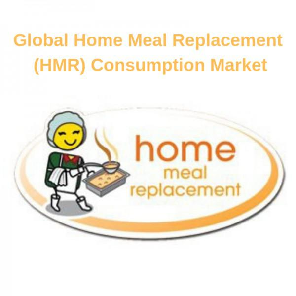 Global Home Meal Replacement (HMR) Consumption Market Booming