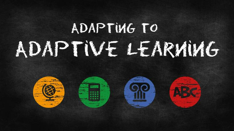 Adaptive learning software
