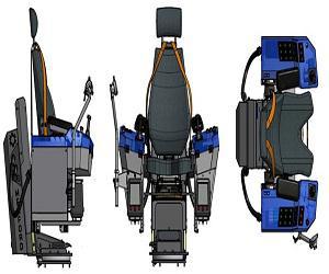 Global Heavy Equipment Seating Market