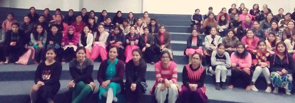 On National Girl Child Day Banasthali Girls Get Empowered for a Brighter Tomorrow