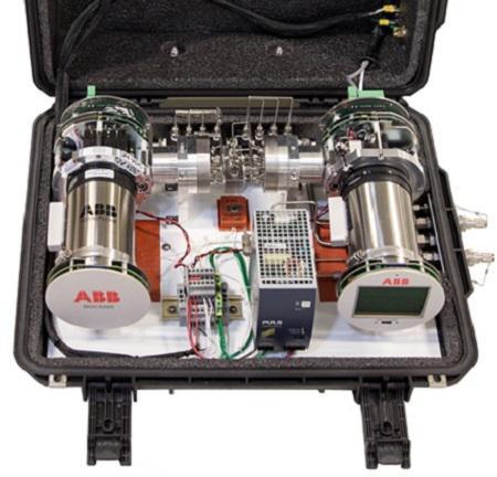 Portable Gas Chromatograph