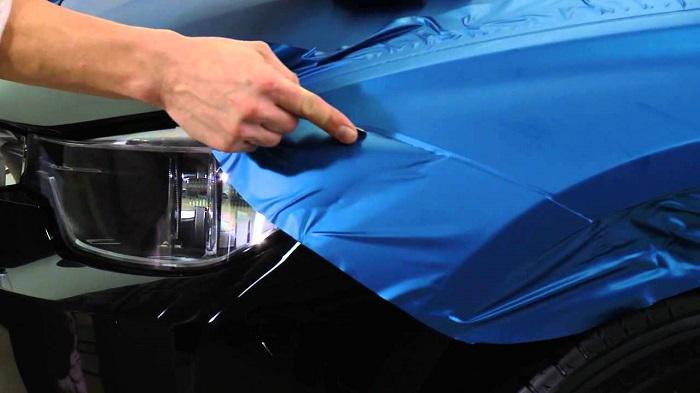 Automotive Wrap Films Market