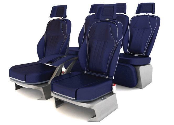 Static Seating Market