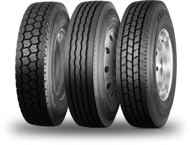 Commercial Vehicle Tires Market