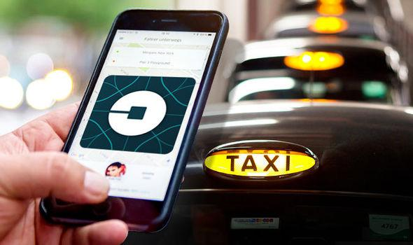 Taxi app Market