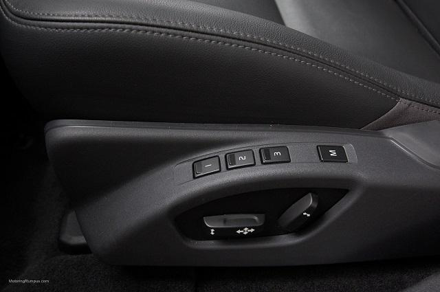 Automotive Power Seat Switch Market