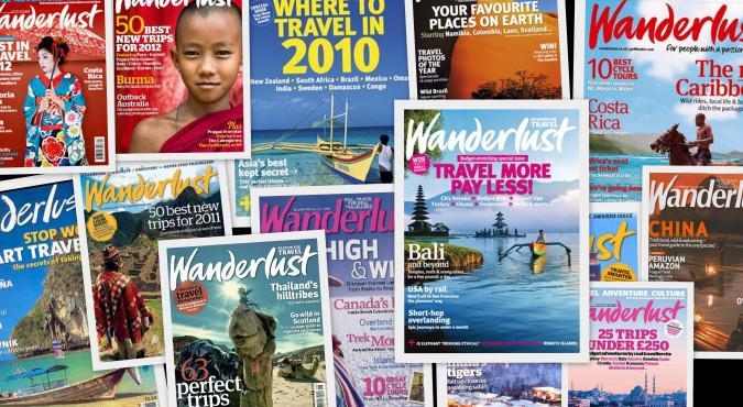 Travel Magazine Market
