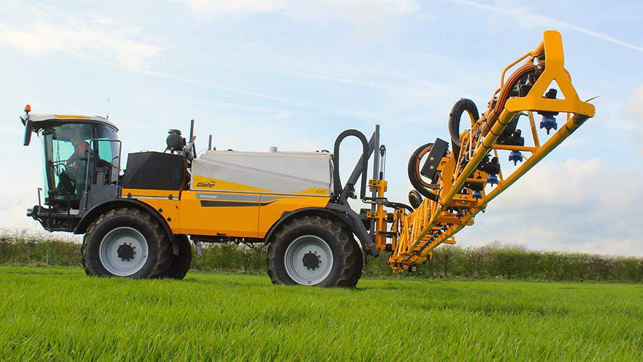 Self-Propelled Sprayer Market