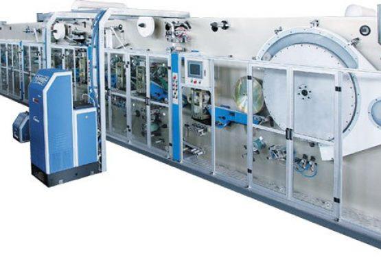 Sanitary Protection Machine Market