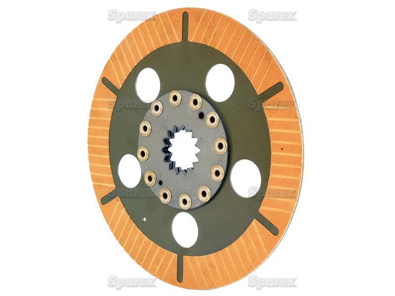 Brake Friction Disc Market