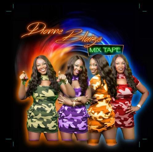 'Pom Pom' - Dionne Blaize