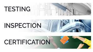 Testing, Inspection and Certification (TIC)