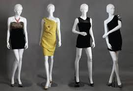 The market size of the Mannequins will reach 586 million $ by 2022