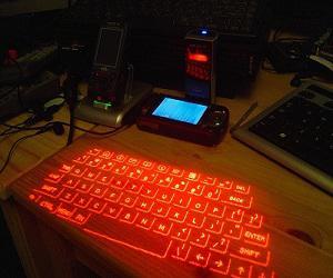 Global Projection Keyboard Market