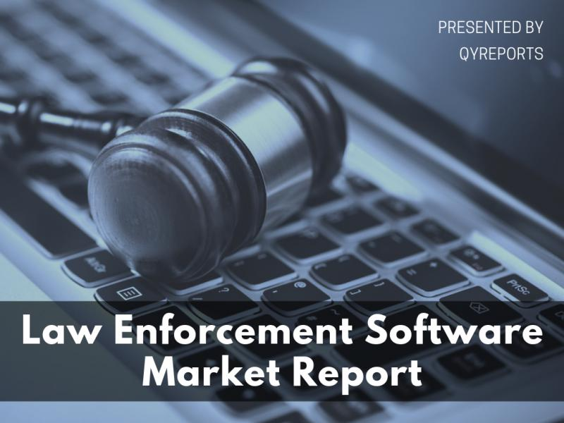 Future outlook of Law Enforcement Software Market and Companies