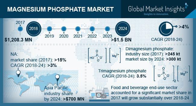 Magnesium Phosphate Market
