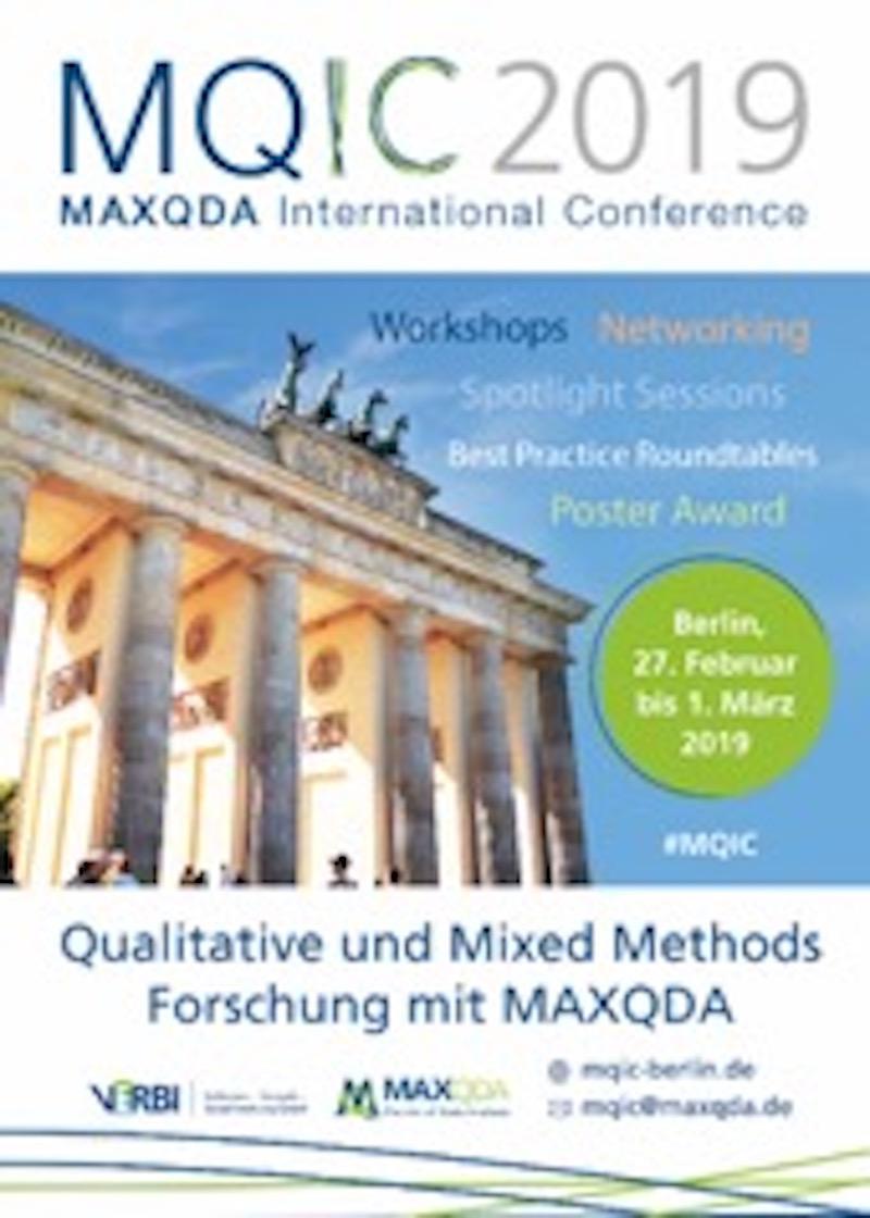 MAXQDA International Conference