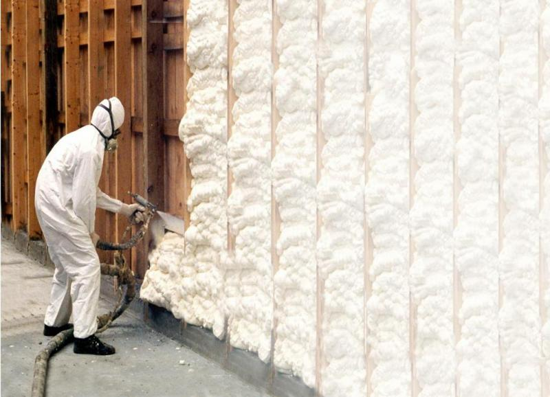 Spray Polyurethanes foam Market