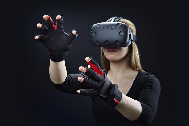 Virtual Reality Glove Market