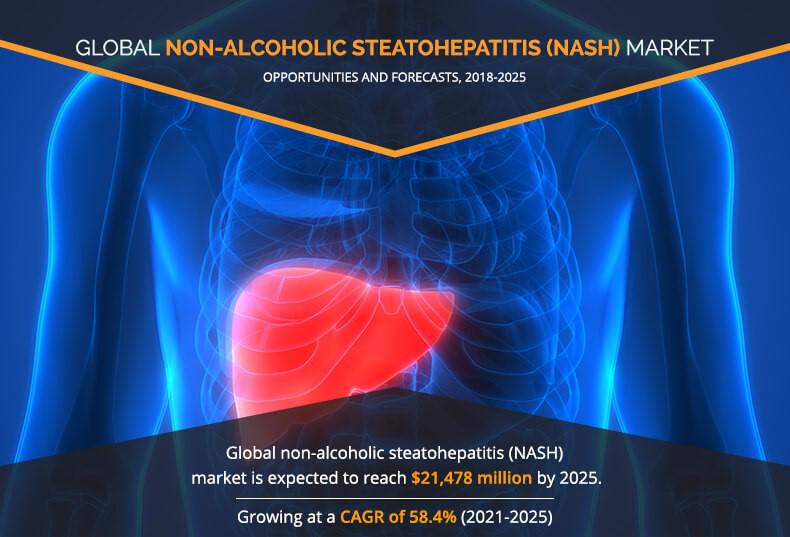 Non-Alcoholic Steatohepatitis Market Competitiveness Report